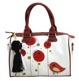 summer birds tote