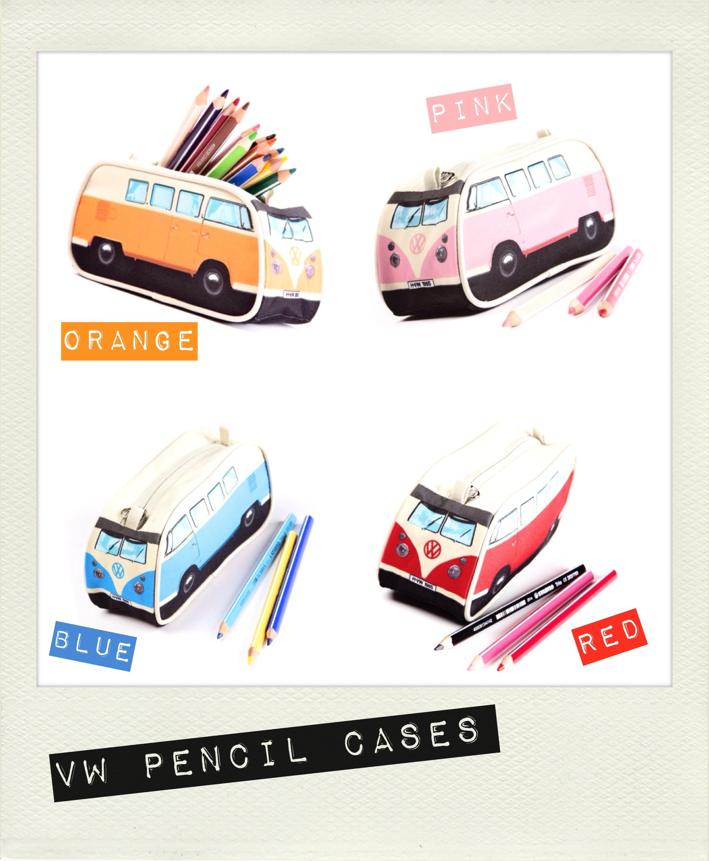 vw pencil cases