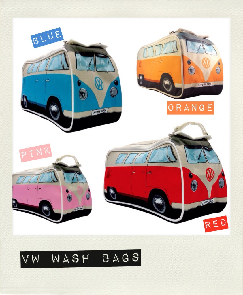 vw wash bags